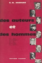 Des Auteurs Et Des Hommes