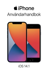 iPhone Användarhandbok