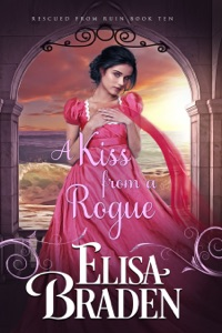A Kiss from a Rogue Book Cover
