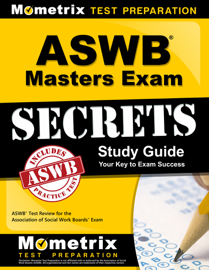 ASWB Masters Exam Secrets Study Guide: