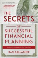 Dan Gallagher - The Secrets of Successful Financial Planning artwork