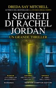 I segreti di Rachel Jordan da Dreda Say Mitchell Copertina del libro