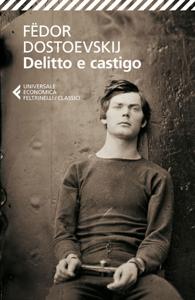 Delitto e castigo Libro Cover