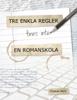 Elisabet Norin - Tre enkla regler finns inte - en romanskola bild