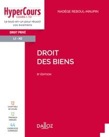 Droit Des Biens 8e Ed
