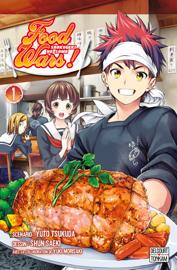 Food Wars ! T01