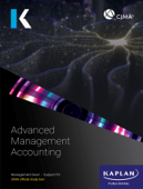 CIMA - P2 Advanced Management Accounting