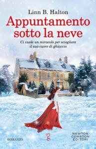 Appuntamento sotto la neve di Linn B Halton Copertina del libro