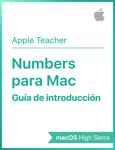 Guía de introducción de Numbers para macOS High Sierra