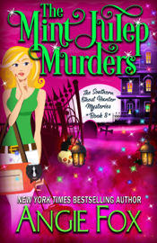 The Mint Julep Murders book