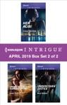 Harlequin Intrigue April 2019 - Box Set 2 Of 2