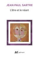 Jean-Paul Sartre - L'être et le néant. Essai d'ontologie phénoménologique artwork