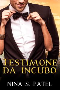 Testimone da incubo Libro Cover