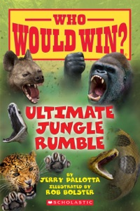Ultimate Jungle Rumble (Who Would Win?)