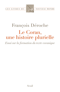 Le Coran, une histoire plurielle La couverture du livre martien