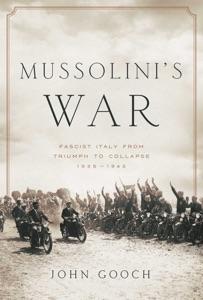 Mussolini's War Book Cover