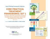 Michelle Garcia Winner & Dr. Pamela Crooke - Core Practical Treatment Frameworks: Set 1 artwork