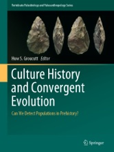 Culture History And Convergent Evolution
