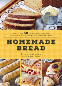 Homemade Bread Book Cover