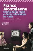 Storia della radio e della televisione in Italia Book Cover