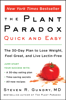 Dr. Steven R. Gundry, M.D. - The Plant Paradox Quick and Easy artwork
