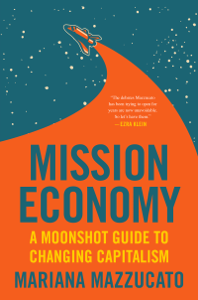 Mission Economy Book Cover