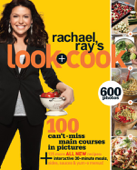 Rachael Ray's Look + Cook Book Cover