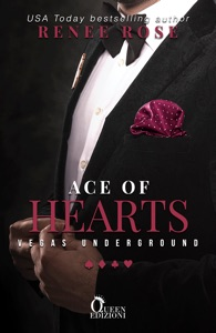 Ace of hearts Book Cover