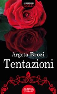 Tentazioni di Argeta Brozi Copertina del libro