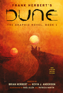 DUNE: The Graphic Novel,  Book 1: Dune Book Cover