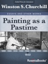 Painting As A Pastime 1932