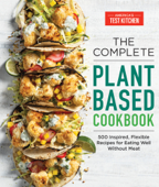 The Complete Plant-Based Cookbook Book Cover
