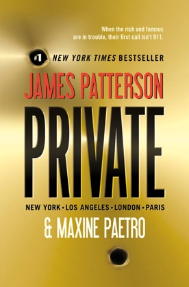 Private book cover