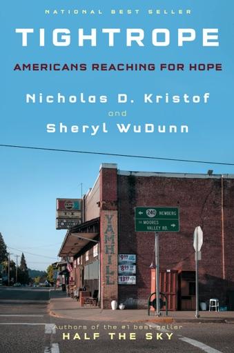 Tightrope - Nicholas D. Kristof & Sheryl WuDunn