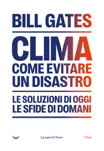 Clima. Come evitare un disastro Libro Cover