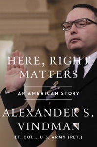Here, Right Matters Book Cover