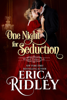 Erica Ridley - One Night for Seduction artwork