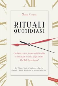 Rituali quotidiani Book Cover