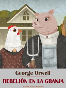 Rebelión en la granja Book Cover