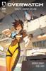 Mariko Tamaki & Babs Tarr - Overwatch: Tracer-- Calling #1  artwork