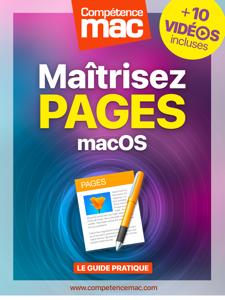 Maîtrisez Pages sur Mac Couverture de livre