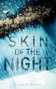Skin of the Night Boekomslag