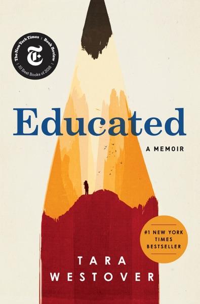 Educated - Tara Westover book cover
