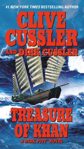 Clive Cussler & Dirk Cussler - Treasure of Khan