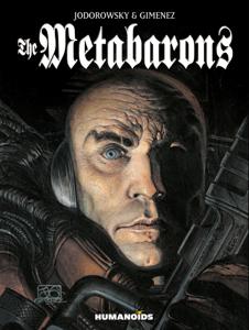 The Metabarons Boekomslag