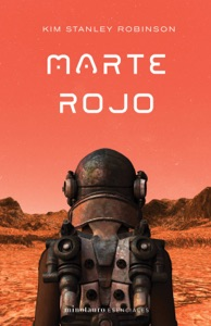 Marte Rojo Book Cover