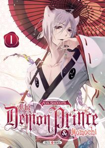 The Demon Prince and Momochi T01 Couverture de livre