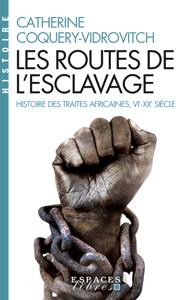 Les Routes de l'esclavage Couverture de livre