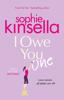 Sophie Kinsella - I Owe You One artwork