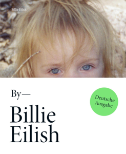 Billie Eilish Buch-Cover